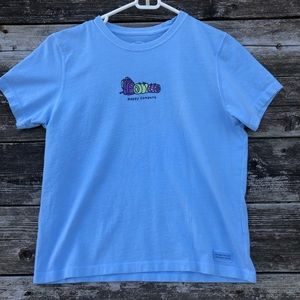 Life Is Good Good Kids Happy Campers Youth T Shirt